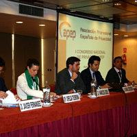 Marcos Judel, socio de Audens, moderó la sesión sobre privacidad en los medios de comunicación (Foto: APEP)