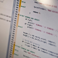 Code, por Michael Himbeault (via Flickr)
