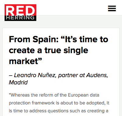 It's time to create a true single market