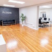 Oficinas de Audens en Madrid