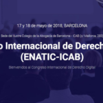 IV Congreso Internacional de Derecho Digital Enatic