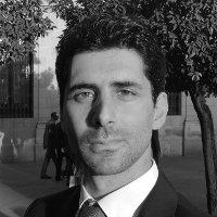 Eneko Delgado, socio director de la oficina de Audens en Bilbao