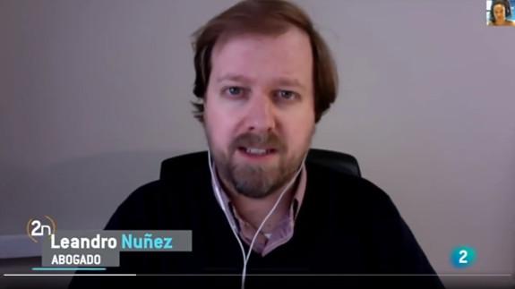 Leandro Núñez, socio de Audens, en La2noticias.