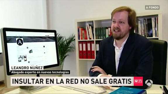 Antena 3: Insultar en la red no sale gratis