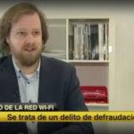 Telemadrid: Conectarse sin autorización a la red WiFi de un vecino es ilegal